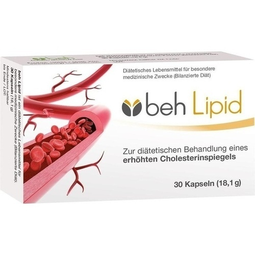 beh Lipid, 30 ST, Bioenergy Healthcare GmbH