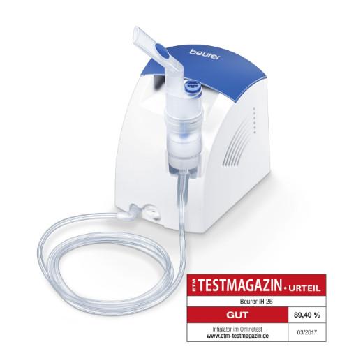 Beurer IH 26 Inhalator, 1 ST, Beurer GmbH Gesundheit und Wohlbefinden