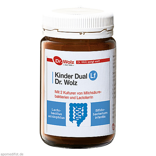 Kinder Dual Lf Dr. Wolz, 54 G, Dr. Wolz Zell GmbH