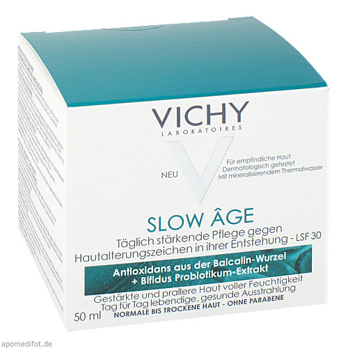 Vichy Slow Age Creme, 50 ML, L'Oréal Deutschland GmbH