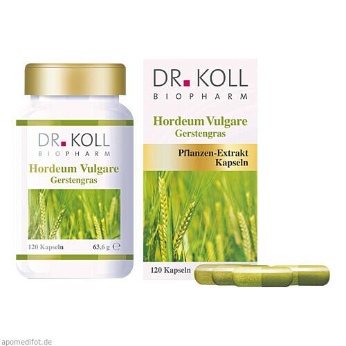 Gerstengras - Hordeum Vulgare, 120 ST, Dr. Koll Biopharm GmbH