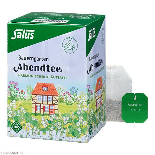 Bauerngarten-Tee Abendtee Kräutertee Salus, 15 ST, Salus Pharma GmbH
