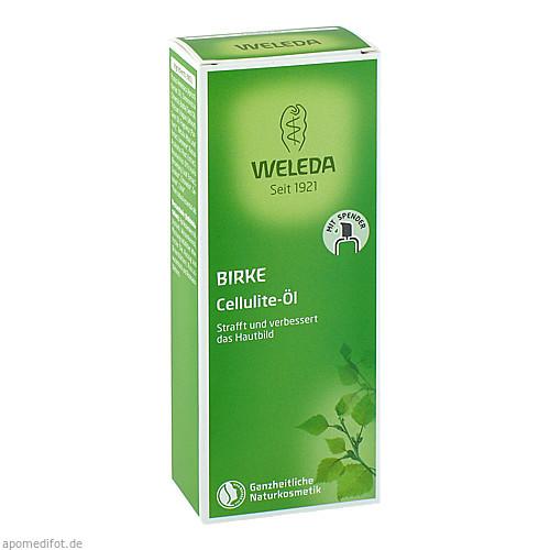 WELEDA BIRKE Cellulite-Öl, 100 ML, Weleda AG