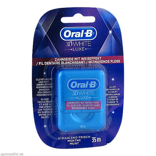 Oral-B 3D White Floss 35m, 1 ST, Procter & Gamble GmbH