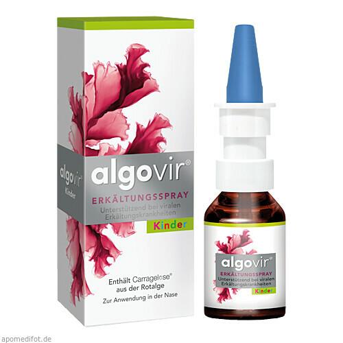 algovir Kinder Erkältungsspray, 20 ML, Hermes Arzneimittel GmbH