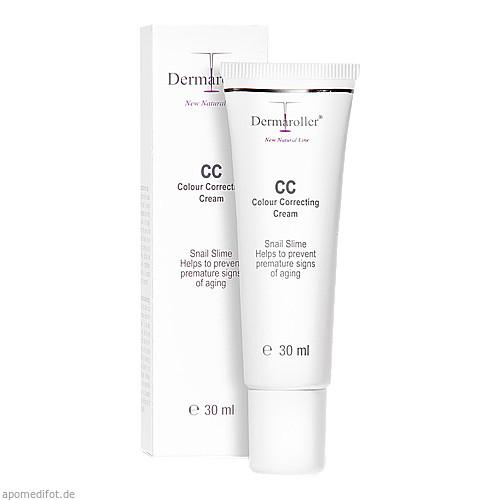 DERMAROLLER CC Creme mit Schneckenschleim, 30 ML, IMP GmbH International Medical Products