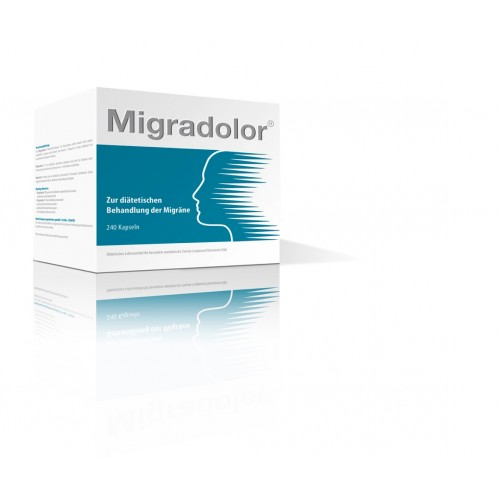 Migradolor - Vorteilspackung, 240 ST, Sanimamed Europe Health S.R.L.