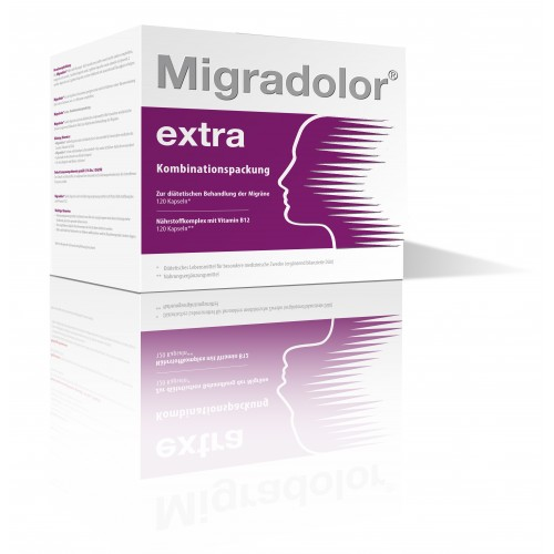 Migradolor - extra, 240 ST, Sanimamed Europe Health S.R.L.