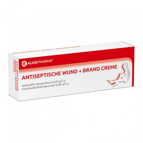 Antiseptische Wund + Brand Creme, 30 G, Aliud Pharma GmbH