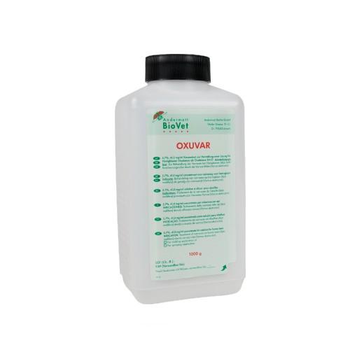 OXUVAR 5,7% 41,0 mg/ml Konz.z.H.e.Lsg.f.Honigbiene, 1000 G, Andermatt BioVet GmbH