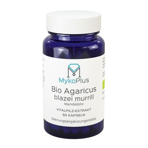MykoPlus Bio Agaricus Vitalpilz-Extrakt, 60 ST, MykoGroup UG (haftungsbeschränkt)