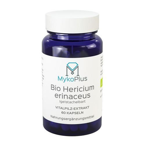MykoPlus Bio Hericium Vitalpilz-Extrakt, 60 ST, MykoGroup UG (haftungsbeschränkt)