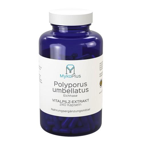 MykoPlus Polyporus Vitalpilz-Extrakt, 240 ST, MykoGroup UG (haftungsbeschränkt)