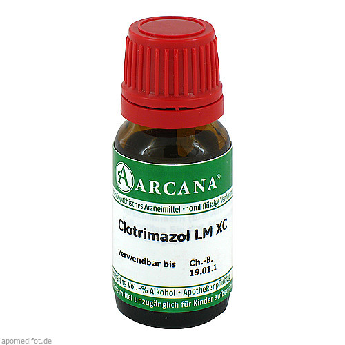 Clotrimazol LM 90, 10 ML, ARCANA Dr. Sewerin GmbH & Co. KG