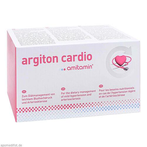 amitamin argiton cardio, 120 ST, Active Bio Life Science GmbH