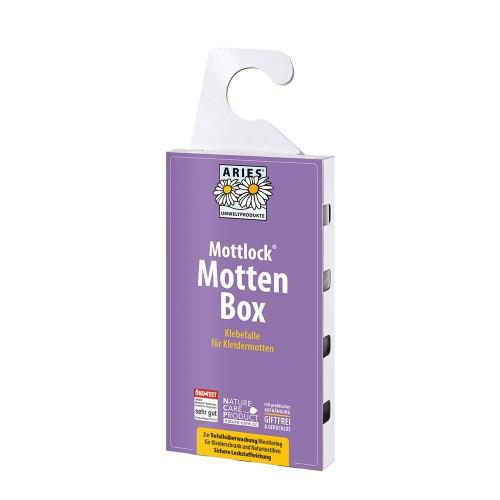 Aries Mottlock Mottenbox, 1 ST, Taoasis GmbH Natur Duft Manufaktur