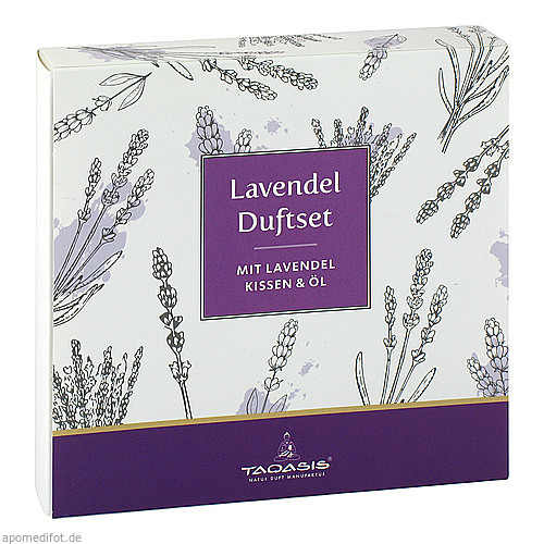 Lavendelkissen Set, 1 ST, Taoasis GmbH Natur Duft Manufaktur