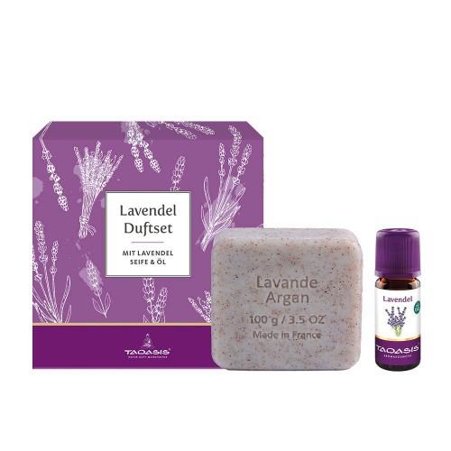 Lavendelseifen Set, 1 ST, Taoasis GmbH Natur Duft Manufaktur