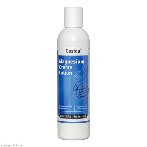 Magnesium Creme Lotion Zechstein, 200 ML, Casida GmbH & Co. KG
