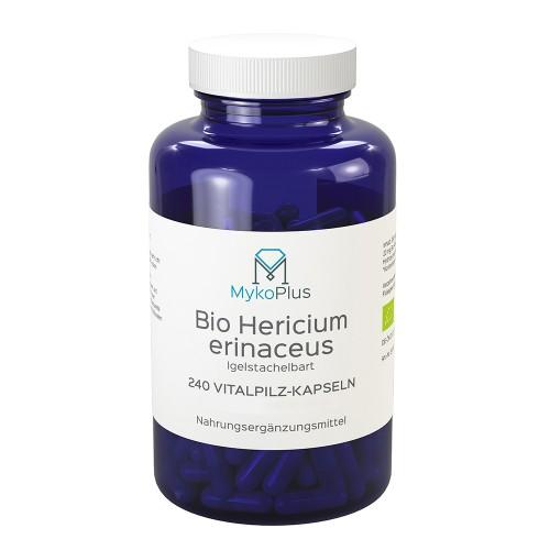 MykoPlus Bio Hericium Vitalpilz, 240 ST, MykoGroup UG (haftungsbeschränkt)