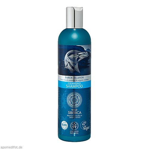 Faroe Islands Cleansing shampoo, 400 ML, Habitum Pharma