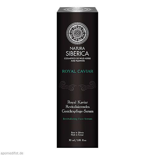 Natura Siberica Royal Kaviar Revital Gesicht Serum, 30 ML, Habitum Pharma