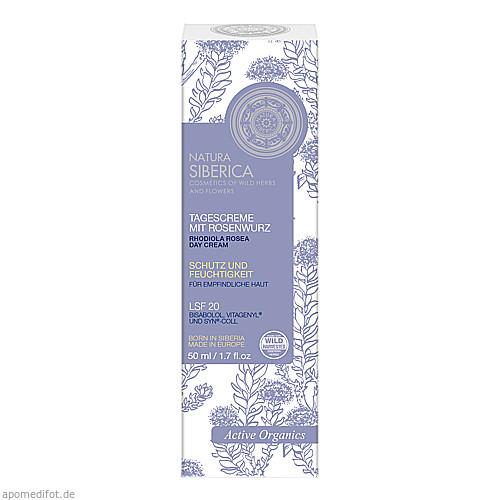 Natura Siberica Tagescreme mit Rosenwurz, 50 ML, Habitum Pharma
