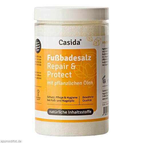 Fußbadesalz Repair & Protect, 375 G, Casida GmbH & Co. KG