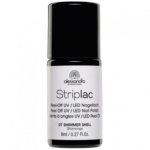 alessandro STRIPLAC 107 Shimmer Shell, 8 ML, Hager Pharma GmbH