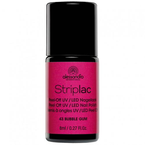 alessandro STRIPLAC 143 Bubble Gum, 8 ML, Hager Pharma GmbH
