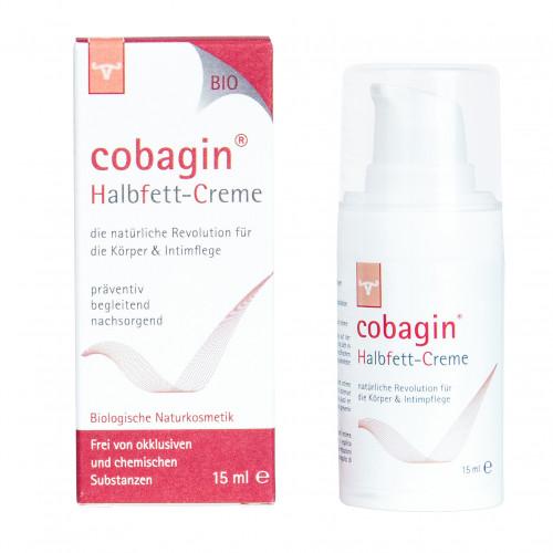 cobagin Creme 15 ml, 15 ML, Identymed GmbH
