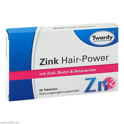 Zink Hair-Power, 60 ST, Astrid Twardy GmbH