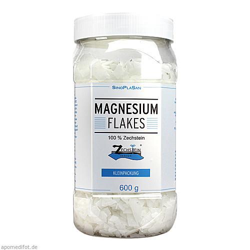 Magnesium-Flakes 100% Zechstein, 600 G, Sinoplasan AG