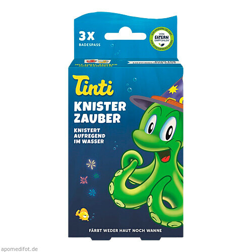Tinti Knisterzauber 3er Pack DS, 3 ST, WEPA Apothekenbedarf GmbH & Co KG