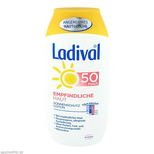 Ladival Empfindliche Haut LSF 50, 200 ML, STADA GmbH