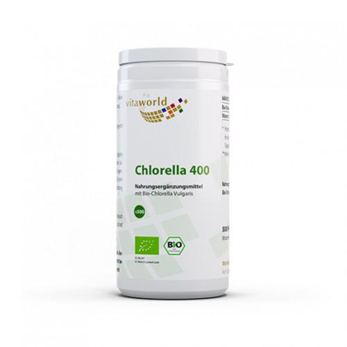 Chlorella 400, 500 ST, Vita World GmbH