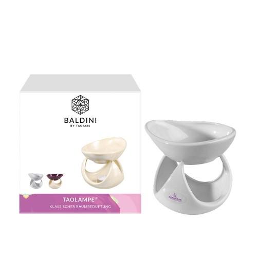 TaoLampe hellgrau BALDINI, 1 ST, Taoasis GmbH Natur Duft Manufaktur