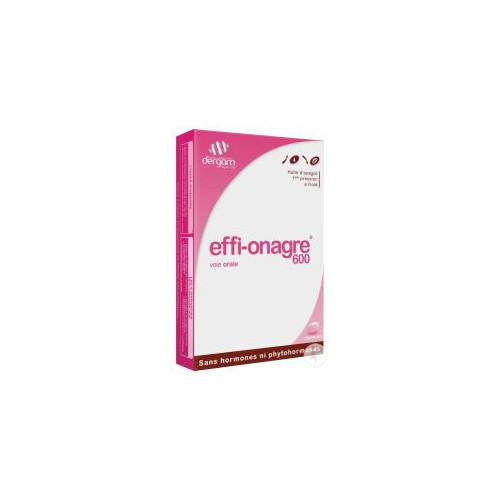 Effi-Onagre 600, 60 ST, Osmed UG (haftungsbeschränkt)