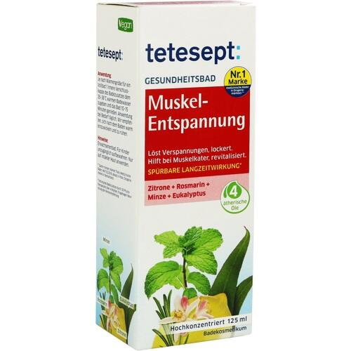 tetesept Muskel-Entspannung Bad, 125 ML, Merz Consumer Care GmbH