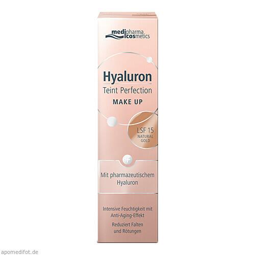 Hyaluron Teint Perfection Make up natural gold, 30 ML, Dr. Theiss Naturwaren GmbH