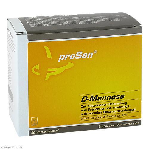 proSan D-Mannose, 30 ST, Prosan Pharmazeutische Vertriebs GmbH