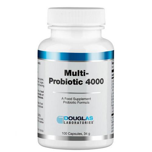MULTI PROBIOTIC 4000 Kapseln, 100 ST, Supplementa Corporation B.V.