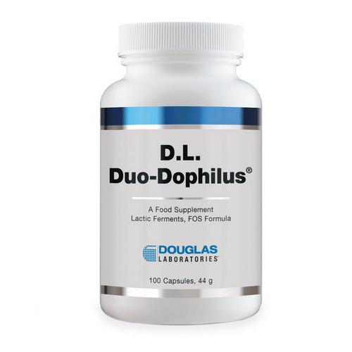 D.L. Duo-Dophilus, 100 ST, Supplementa Corporation B.V.