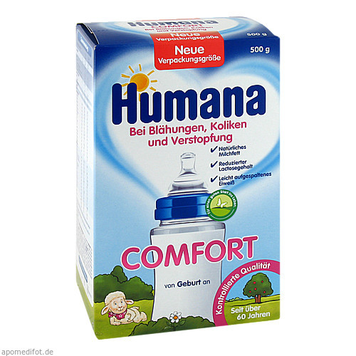 Humana Comfort Spezialnahrung, 500 G, Humana Vertriebs GmbH