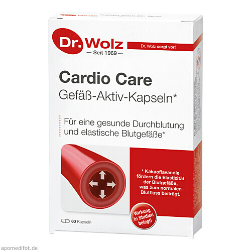 Cardio Care Dr. Wolz, 60 ST, Dr. Wolz Zell GmbH
