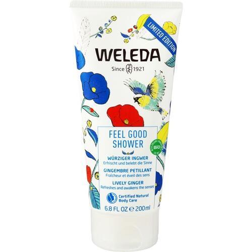 WELEDA Feel Good Shower, 200 ML, Weleda AG