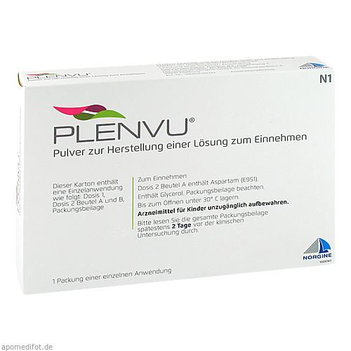 PLENVU Pulver zur Herstell. e. Lösung z. Einnehmen, 1 ST, Norgine BV