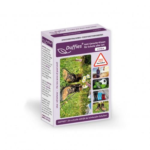 Duffies - Anti Geruchskissen, 2 ST, Werner Schmidt Pharma GmbH