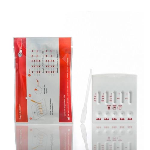 Multidrogentest 11 T (testet auf 11 Drogen), 1 ST, Nal von Minden GmbH