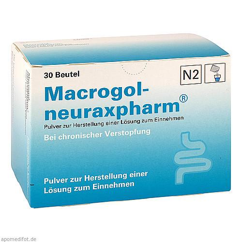 Macrogol-neuraxpharm, 30 ST, neuraxpharm Arzneimittel GmbH